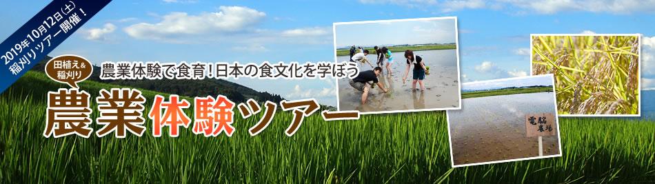 農業体験ツアー2019